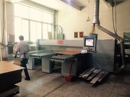 木质家具生产设备