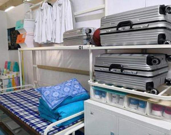 安全公寓床
